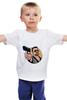 """Детская футболка """"WalterSobchak"""" - большой лебовски, big lebowski, walter sobchak, волтер собчак"""
