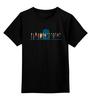 """Детская футболка классическая унисекс """"Доктор Кто"""" - doctor who, доктор кто, пиксели, 8 бит, тардис"""