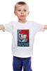 """Детская футболка классическая унисекс """"Wow Doge"""" - мем, wow, doge, собакен"""