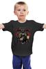 """Детская футболка классическая унисекс """"Сандор Клиган"""" - игра престолов, game of thrones, сандор клиган"""