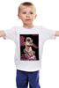 """Детская футболка классическая унисекс """"Бойцовский Клуб (Fight Club)"""" - бойцовский клуб, fight club, тайлер дерден, tyler durden"""