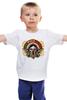 """Детская футболка классическая унисекс """"Irish Mexican Alliance"""" - irish, alliance, мексика, альянс, mexican"""