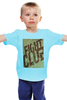 "Детская футболка ""Fight Club / Бойцовский Клуб"" - бойцовский клуб, бред питт, афиша, fight club, kinoart"