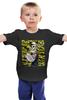 """Детская футболка классическая унисекс """"Морячок"""" - skull, череп, морячок, sailor, моряк"""
