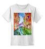 """Детская футболка классическая унисекс """"Венеция"""" - арт, стиль, venice"""