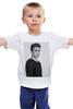 "Детская футболка ""Loik Nottet"" - арт, рапапап, лоик нотте"