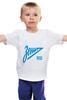 """Детская футболка классическая унисекс """"ФК Зенит"""" - зенит, санкт-петербург, футбольный клуб, zenit, saint petersburg, fc zenit"""