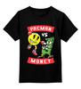 """Детская футболка классическая унисекс """"Pacman x Money"""" - деньги, pacman, money, мэнни пакьяо"""