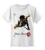 """Детская футболка классическая унисекс """"Dota 2 Rasta"""" - rasta, dota 2, шаман, dota 2 rasta, дота 2 раста"""