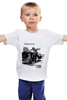 """Детская футболка классическая унисекс """"James Dean Джеймс Дин"""" - джеймс дин, james dean, giant, elizabeth taylor"""