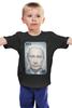 """Детская футболка классическая унисекс """"Putin Joker"""" - стиль, патриот, путин, putin"""