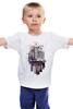 """Детская футболка """"City Art"""" - арт, рисунок, город, абстракция, city"""