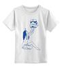 """Детская футболка классическая унисекс """"звездные войны"""" - star wars, звездные войны, stormtrooper, trooper, штурмовик, шлем штурмовика"""