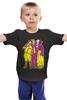 """Детская футболка """"Джокер и Клоуны"""" - joker, batman, джокер, клоуны"""
