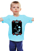 "Детская футболка ""GYM 100%"" - спорт, gym, сила, спортзал, мускулы"