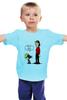 """Детская футболка классическая унисекс """"Ты моя мамочка?"""" - мем, doctor who, доктор кто, тардис, ты моя мамочка"""