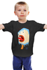 """Детская футболка """"Мороженное - icecream                    """" - ice cream, мороженное"""