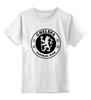 """Детская футболка классическая унисекс """"Chelsea (Челси) """" - футбол, football, челси, chelsea"""