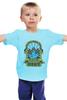"Детская футболка ""Мужская мггу"" - мггу, mggu, msmu"