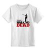 """Детская футболка классическая унисекс """"The Walking Dead"""" - зомби, ходячие мертвецы, the walking dead, рик граймс, rick grimes"""