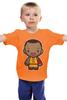"Детская футболка ""Леброн Джеймс (Кливленд Кавальерс)"" - nba, нба, lebron james, cleveland cavaliers, леброн джеймс"