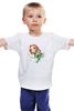 "Детская футболка ""Dota 2 Wind Runner Miy"" - dota 2, дота 2, виндранер, wind runner, dota 2 wind runner"