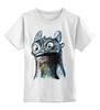 """Детская футболка классическая унисекс """"Как приручить дракона - Беззубик """" - дракон, беззубик, как приручить дракона, how to train your dragon, dragon"""