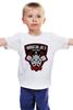 """Детская футболка классическая унисекс """"Бессмертный Джо (Безумный Макс)"""" - mad max, безумный макс, immortan joe, citadel, бессмертный джо"""