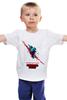 """Детская футболка классическая унисекс """"Мачете убивает"""" - треш, мачете, родригес, денни трехо, мачете убивает"""