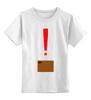 """Детская футболка классическая унисекс """"Коробка (Matal Gear Solid)"""" - metal gear"""