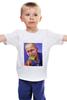 """Детская футболка """"Путин"""" - москва, россия, сочи, путин, кремль"""