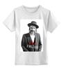"""Детская футболка классическая унисекс """"Я вас умоляю by KKARAVAEV.ru"""" - бизнес, одесса, jew, еврей, явасумоляю"""