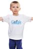 """Детская футболка классическая унисекс """"Rainbow Dash MLP"""" - google, pony, mlp, friendship"""