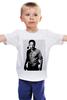"""Детская футболка классическая унисекс """"The Walking Dead Rick"""" - зомби, ходячие мертвецы, the walking dead, rick"""