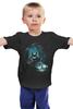 """Детская футболка """"Мой сосед Тоторо"""" - аниме, абстракция, тоторо, мой сосед тоторо"""