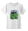 """Детская футболка классическая унисекс """"Популярная панк-группа """"Green Day"""""""" - музыка, группа, green, панк, green day, панк-рок, зеленый день, green day общая"""