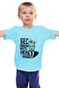 """Детская футболка классическая унисекс """"Владимир Владимирович Путин"""" - путин, владимир путин, георгиевская ленточка, крым наш, путин царь"""