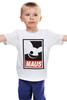 """Детская футболка """"Deadmau5"""" - dj, deadmau5, диджей, дэдмаус"""