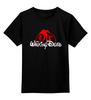 """Детская футболка классическая унисекс """"Ходячие Мертвецы; The Walking Dead """" - zombie, зомби, ходячие мертвецы, the walking dead, izombie"""