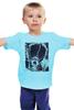 """Детская футболка классическая унисекс """"Art Horror"""" - арт, страх, ужас, dark, паника"""