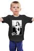 """Детская футболка классическая унисекс """"Sin City (Город Грехов)"""" - эротика, sin city, город грехов, фрэнк миллер"""