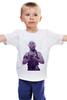"""Детская футболка классическая унисекс """"Кхалиси и сердце"""" - сердце, игра престолов, game of thrones, кхалиси, дейенерис"""