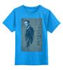 "Детская футболка классическая унисекс ""Skyfall gray"" - 007, james bond, дэниэл крэйг, skyfall, скайфолл"
