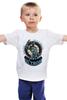 """Детская футболка классическая унисекс """"Ultron"""" - мстители, avengers, капитан америка, халк, альтрон"""