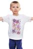 """Детская футболка классическая унисекс """"Sweet Paradise"""" - конфеты, рай, мороженое, sweets, леденцы"""