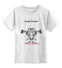 """Детская футболка классическая унисекс """"Dirty Harry"""" - вестерн, clint eastwood, клинт иствуд, dirty harry, грязный гарри"""