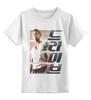 """Детская футболка классическая унисекс """"Drive"""" - иероглифы, drive, драйв, райан гослинг, kinoart"""