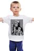 """Детская футболка классическая унисекс """"Смертельный Рок"""" - skull, zombie, rock, для ценителей рока, для крутых парней и их подруг, deadly rock"""