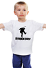 """Детская футболка классическая унисекс """"Green day"""" - музыка, music, рок, rock, green day"""