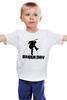 "Детская футболка ""Green day"" - музыка, music, рок, rock, green day"